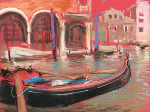 Венеция пастель