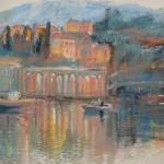 croatia-painting-Lovran4-55х60-2007