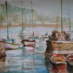 croatia-painting-Volosko-24х32-2008