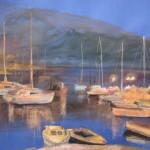 croatia-painting-Volosko-Yahts-50х65-2007