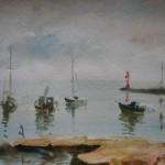 croatia-painting-Volosko2-24х32-2008