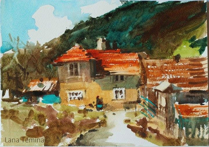 bulgaria-watercolor-1