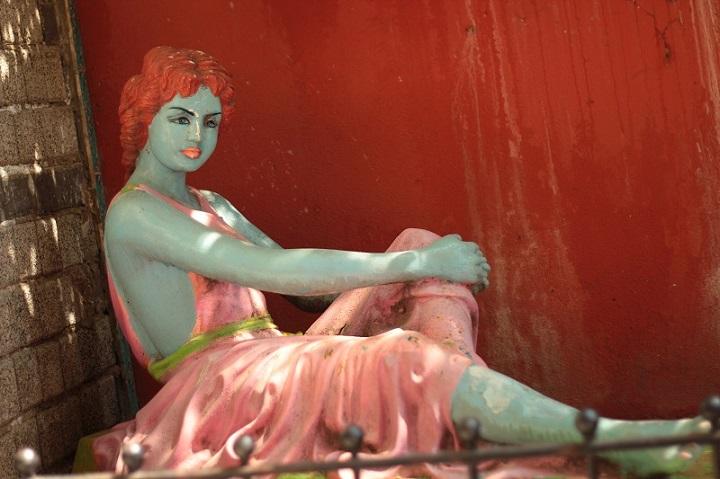 стамбульская красавица скульптура