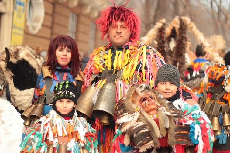 сурва кукеры болгария