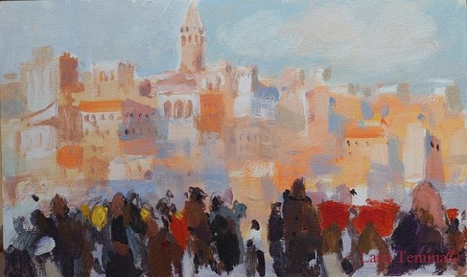 lana temina istanbul painting